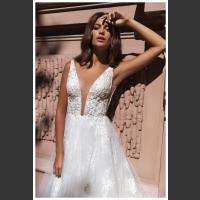 Marietta koronkowa suknia